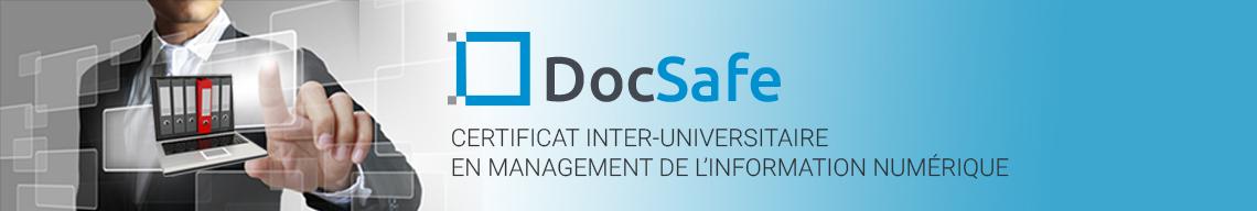 Certificat DocSafe